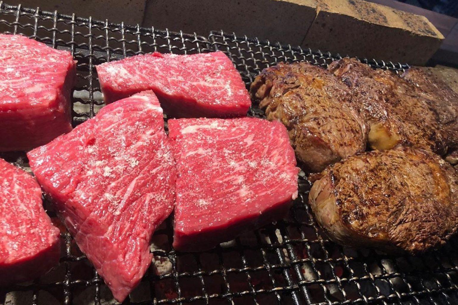 肉山富山 コース 赤身肉 明日ダイニング