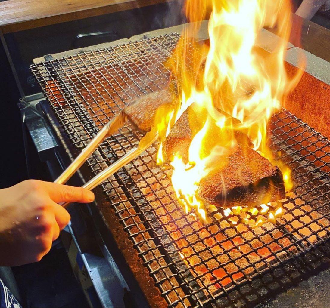 肉山富山の赤身肉 富山駅前グルメ