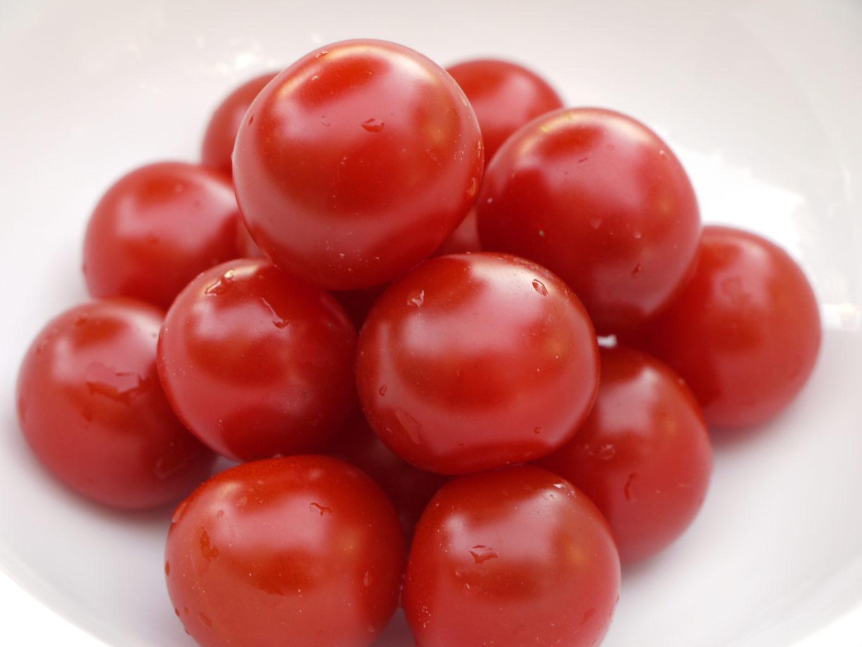 サルヴァトーレ小矢部のピッツァで使うトマト
