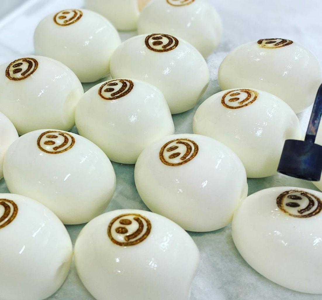 萬力屋ファボーレの煮卵